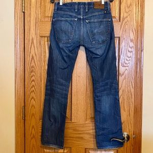 Lucky Brand Jeans - Lucky Brand 121 Heritage Slim Button Fly Jeans